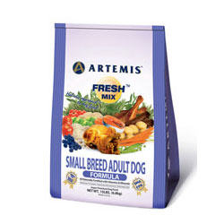 Best Dog Food for Small Dogs - Artemis