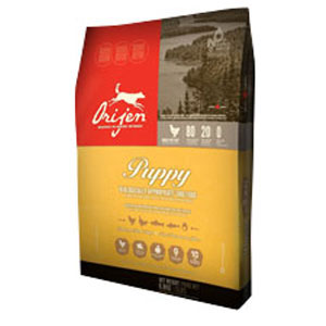 Best Dog Food for Puppies ... Orijen ... or?