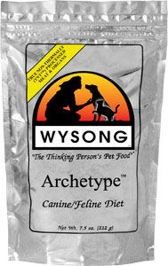 Wysong - One of the Best Dog Foods around